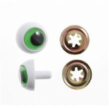 The Craft Factory Safety Frogs Eyes 16mm Pack of 2